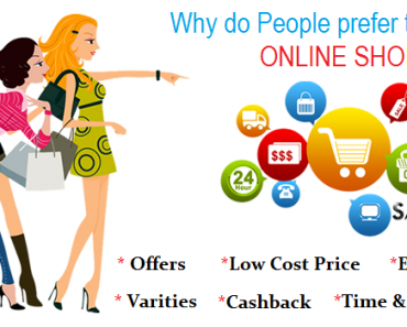 Why people likes to shop online - savemyrupee